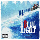 LES 8 SALOPARDS (THE HATEFUL EIGHT) - ENNIO MORRICONE (CD)