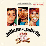 JULIETTE ET JULIETTE (MUSIQUE DE FILM) - PAUL MISRAKI (CD)