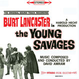 LE TEMPS DU CHATIMENT (THE YOUNG SAVAGES) MUSIQUE FILM - DAVID AMRAM (CD)