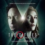 AUX FRONTIERES DU REEL (X-FILES 2016) MUSIQUE SERIE - MARK SNOW (2 CD)