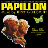 PAPILLON (MUSIQUE DE FILM / EDITION 2017) - JERRY GOLDSMITH (CD)