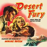LA FURIE DU DESERT (DESERT FURY) MUSIQUE DE FILM - MIKLOS ROZSA (CD)