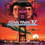 STAR TREK 4 RETOUR SUR TERRE (MUSIQUE) - LEONARD ROSENMAN (CD)