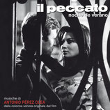 IL PECCATO (NOCHE DE VERANO) MUSIQUE - ANTONIO PEREZ OLEA (CD)