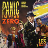 PANIQUE ANNEE ZERO (PANIC IN YEAR ZERO) MUSIQUE - LES BAXTER (CD)