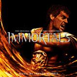 LES IMMORTELS (IMMORTALS) - MUSIQUE DE FILM - TREVOR MORRIS (CD)