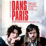 DANS PARIS (MUSIQUE DE FILM) - ALEX BEAUPAIN (CD)