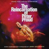 LA MORT EN REVE (THE REINCARNATION OF PETER PROUD) MUSIQUE - JERRY GOLDSMITH (CD)