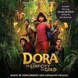 DORA ET LA CITE PERDUE (MUSIQUE DE FILM) - JOHN DEBNEY (CD)