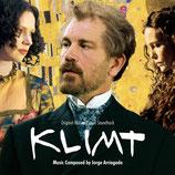 KLIMT (MUSIQUE DE FILM) - JORGE ARRIAGADA (CD)