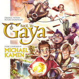 LE MONDE FABULEUX DE GAYA (BACK TO GAYA) - MICHAEL KAMEN (CD)