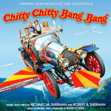 CHITTY CHITTY BANG BANG (MUSIQUE DE FILM) - RICHARD SHERMAN (2 CD)
