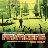 RAVAGERS (MUSIQUE DE FILM) - FRED KARLIN (CD)
