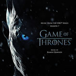 LE TRONE DE FER SAISON 7 (GAME OF THRONES) - RAMIN DJAWADI (CD)