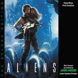 ALIENS LE RETOUR (MUSIQUE DE FILM) - JAMES HORNER (CD)