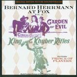 LE JARDIN DU DIABLE (GARDEN OF EVIL) MUSIQUE FILM - BERNARD HERRMANN (CD)