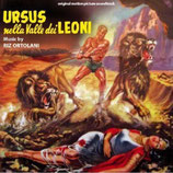 MACISTE DANS LA VALLEE DES LIONS (MUSIQUE DE FILM) - RIZ ORTOLANI (CD)