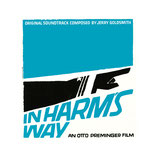 PREMIERE VICTOIRE (IN HARM'S WAY) MUSIQUE - JERRY GOLDSMITH (CD)