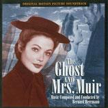 L'AVENTURE DE MADAME MUIR (MUSIQUE) - BERNARD HERRMANN (CD)