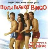 BEACH BLANKET BINGO (MUSIQUE DE FILM) - LES BAXTER (CD)
