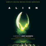 ALIEN - LE HUITIEME PASSAGER (MUSIQUE) - JERRY GOLDSMITH (2 CD)