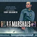 U.S. MARSHALS (DELUXE EDITION) MUSIQUE DE FILM - JERRY GOLDSMITH (CD)