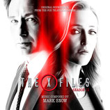 AUX FRONTIERES DU REEL (SAISON 11 X-FILES) MUSIQUE - MARK SNOW (2 CD)