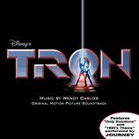 TRON (MUSIQUE DE FILM) - WENDY CARLOS (CD)