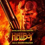 HELLBOY (MUSIQUE DE FILM) - BENJAMIN WALLFISCH (CD)