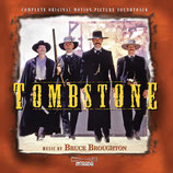 TOMBSTONE (MUSIQUE DE FILM) - BRUCE BROUGHTON (2 CD)