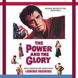 THE POWER AND THE GLORY (MUSIQUE) - LAURENCE ROSENTHAL (CD)
