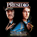 PRESIDIO BASE MILITAIRE SAN FRANCISCO - BRUCE BROUGHTON (CD)