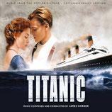 TITANIC (MUSIQUE DE FILM) - JAMES HORNER (COFFRET 4 CD)