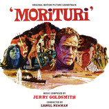MORITURI (MUSIQUE DE FILM) - JERRY GOLDSMITH (CD)