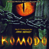 KOMODO (MUSIQUE DE FILM) - JOHN DEBNEY (CD)