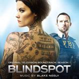 BLINDSPOT SAISON 1 (MUSIQUE DE SERIE TV) - BLAKE NEELY (CD + AUTOGRAPHE)