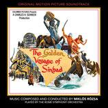 LE VOYAGE FANTASTIQUE DE SINBAD (MUSIQUE) - MIKLOS ROZSA (2 CD)