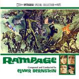MASSACRE POUR UN FAUVE (RAMPAGE) MUSIQUE - ELMER BERNSTEIN (CD)