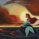 LA PETITE SIRENE (THE LITTLE MERMAID) MUSIQUE - ALAN MENKEN (2 CD)