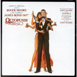 OCTOPUSSY (MUSIQUE DE FILM) - JOHN BARRY (CD)