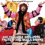 SAN PASQUALE BAYLONNE (MUSIQUE) - GUIDO & MAURIZIO DE ANGELIS (CD)
