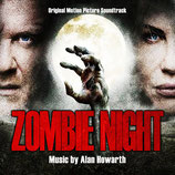ZOMBIE NIGHT (MUSIQUE DE FILM) - ALAN HOWARTH (CD)