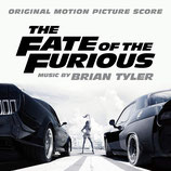 FAST & FURIOUS 8 (THE FATE OF THE FURIOUS) MUSIQUE - BRIAN TYLER (CD)