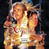 L'ILE AUX PIRATES (CUTTHROAT ISLAND) MUSIQUE - JOHN DEBNEY (2 CD)