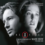 AUX FRONTIERES DU REEL (X-FILES VOLUME 1) MUSIQUE - MARK SNOW (4 CD)