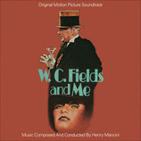 W.C. FIELDS ET MOI (W.C. FIELDS AND ME) MUSIQUE - HENRY MANCINI (CD)