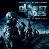 LA PLANETE DES SINGES (MUSIQUE DE FILM) - DANNY ELFMAN (CD)