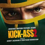KICK-ASS 2 (MUSIQUE DE FILM) HENRY JACKMAN - MATTHEW MARGESON (CD)