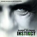INSTINCT (MUSIQUE DE FILM) - DANNY ELFMAN (CD)