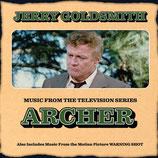 ARCHER / LA NUIT DES ASSASSINS (MUSIQUE) - JERRY GOLDSMITH (CD)